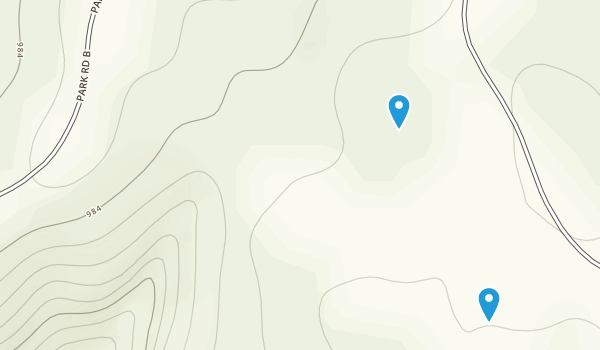 Frogue, Kentucky Map