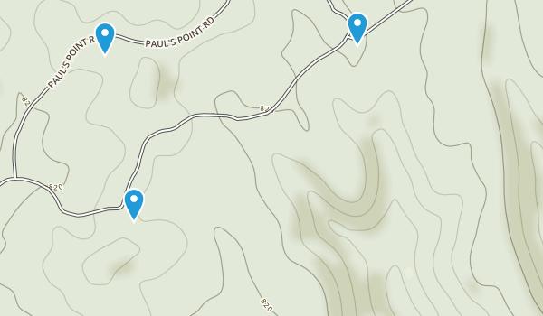 Ridgetop, Kentucky Map