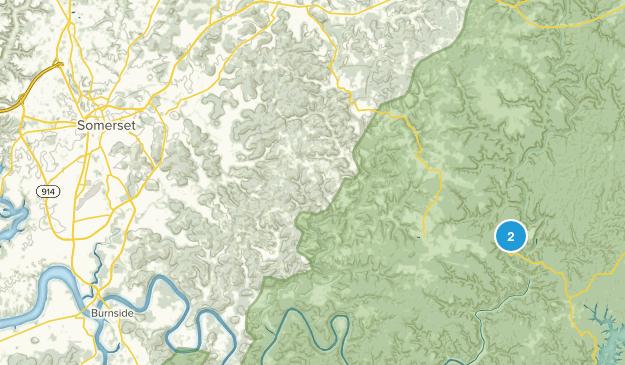 Somerset, Kentucky Map