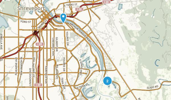 Best Trails near Bossier City Louisiana AllTrails