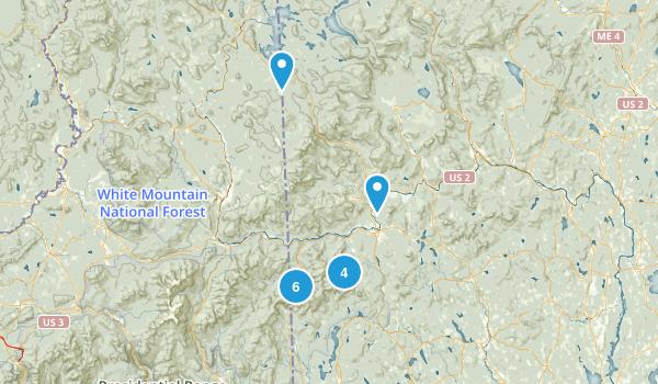 Bethel, Maine Map