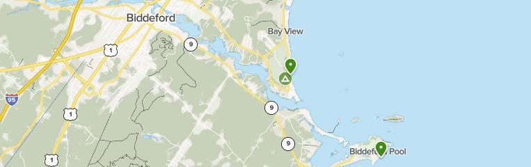 Best Trails Near Biddeford Maine Alltrails