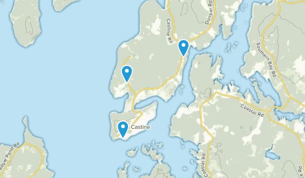 Best Trails Near Castine Maine Alltrails