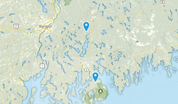 Best Trails Near Ellsworth Maine Alltrails