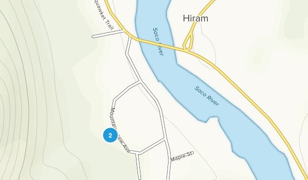 Hiram Maine Map.Best Trails Near Hiram Maine Alltrails