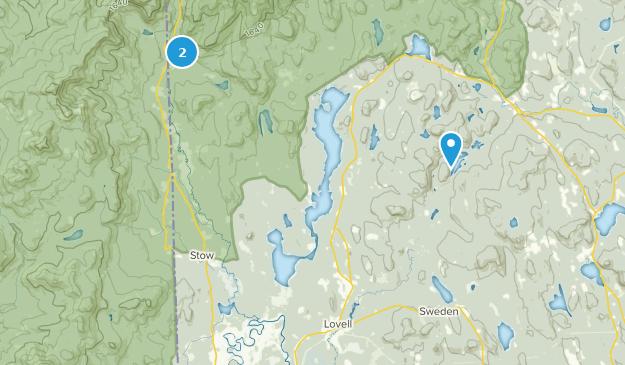 Lovell Maine Map.Best Trails Near Lovell Maine Alltrails