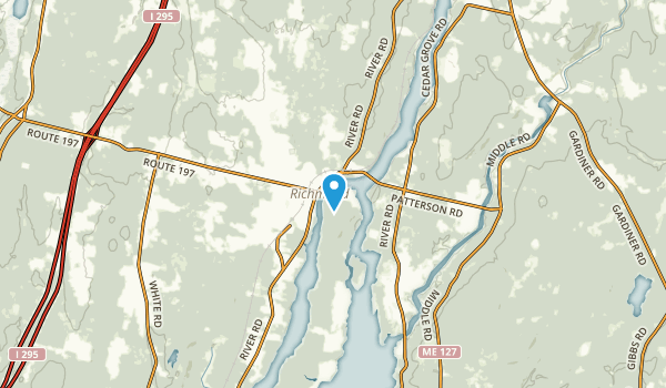 Perkins, Maine Map