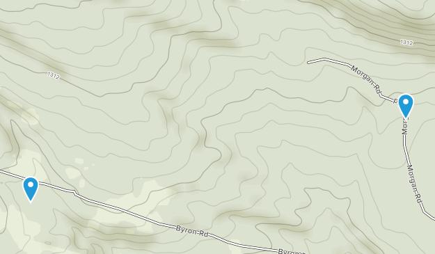 Phillips, Maine Map