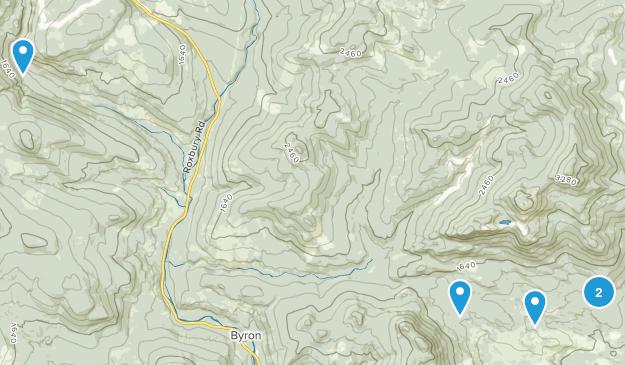Weld, Maine Map