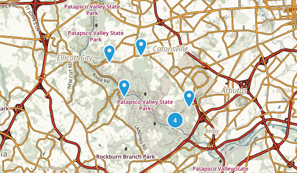 Best Trails near Catonsville Maryland 301 Photos 200 Reviews