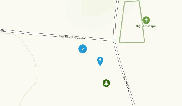 Foxchase Manor, Maryland Map