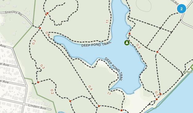 Mayo, Maryland Map