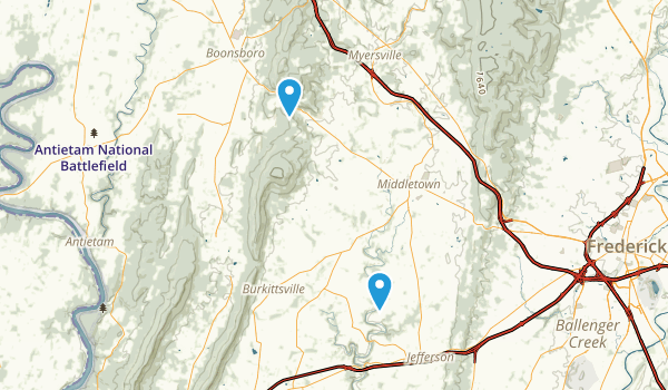Best Trails near Middletown Maryland AllTrails