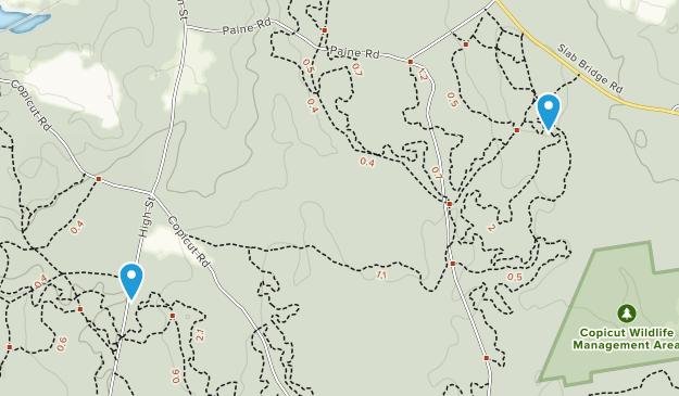 Assonet, Massachusetts Map