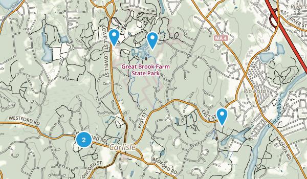 Best Trails near Carlisle Massachusetts AllTrails