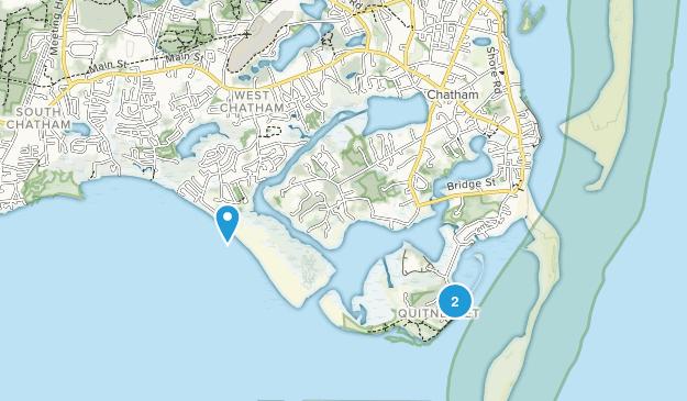 Chatham, Massachusetts Map