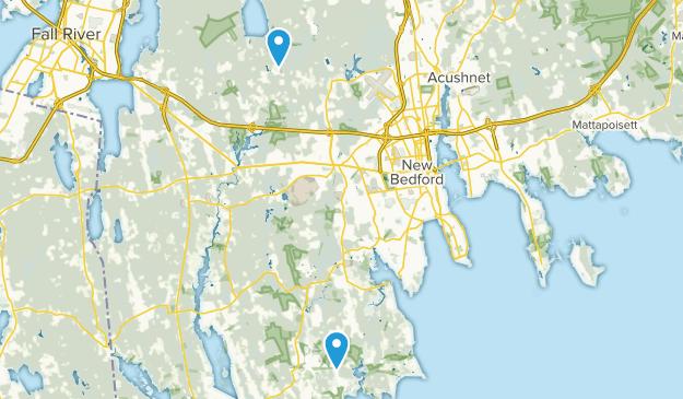 Dartmouth, Massachusetts Map