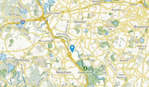 Eliot, Massachusetts Map
