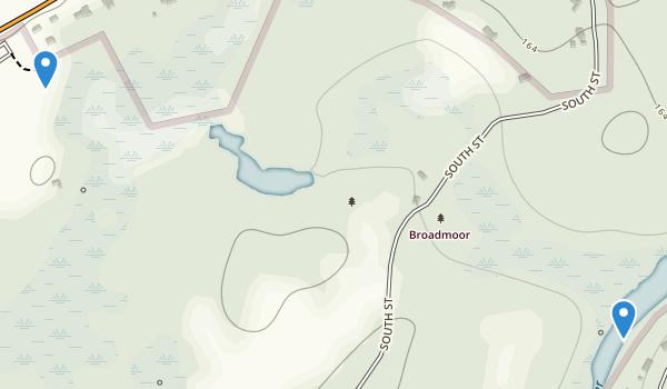 Natick, Massachusetts Map