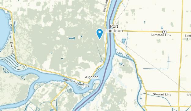 Algonac Michigan Map.Best Trails Near Algonac Michigan Alltrails