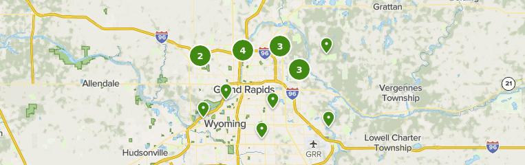 Best Trails Near Grand Rapids Michigan Alltrails