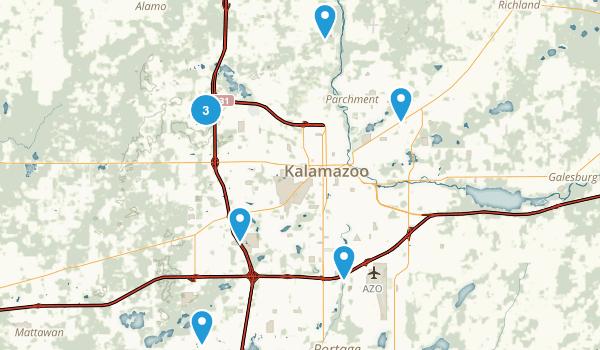 Worksheet. Kalamazoo  Michigan  Photos  Reviews for Hiking Biking Trail
