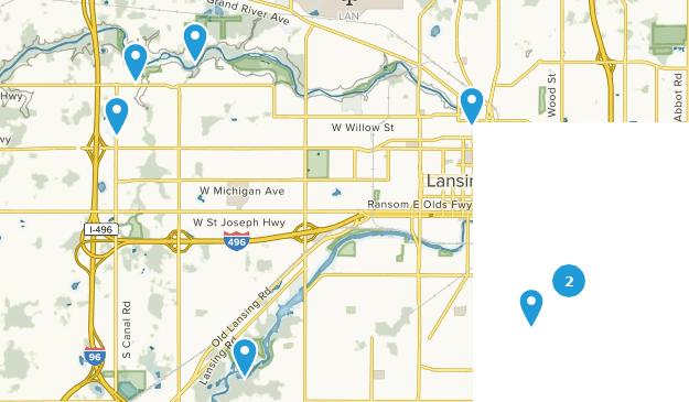 Best Trails near Lansing, Michigan | AllTrails