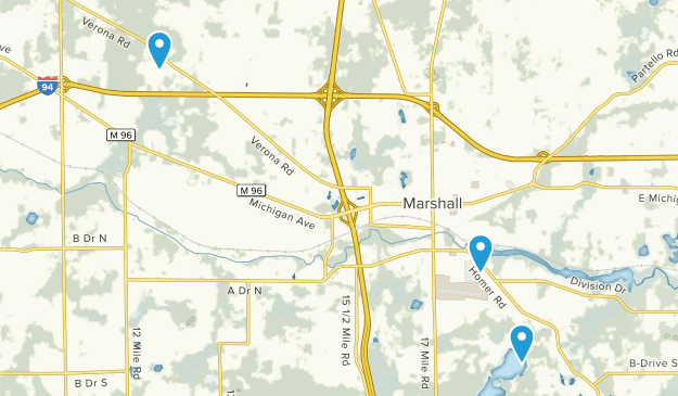 Us 12 Michigan Map.Best Trails Near Marshall Michigan Alltrails
