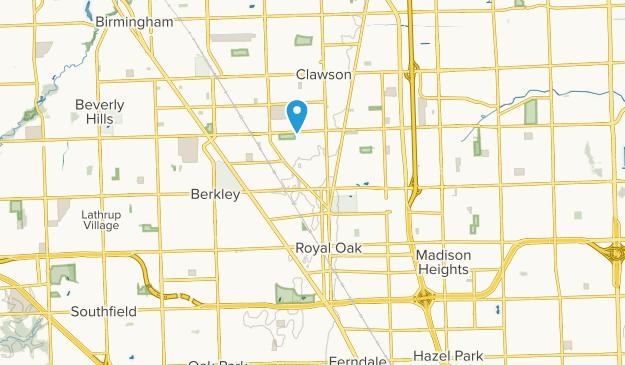 Ferndale Michigan Map.Best Trails Near Royal Oak Michigan Alltrails