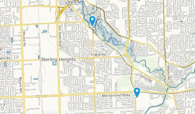 Best Trails Near Sterling Heights Michigan Alltrails