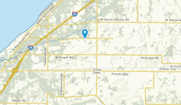 Lakeside Michigan Map.Best Trails Near Three Oaks Michigan Alltrails