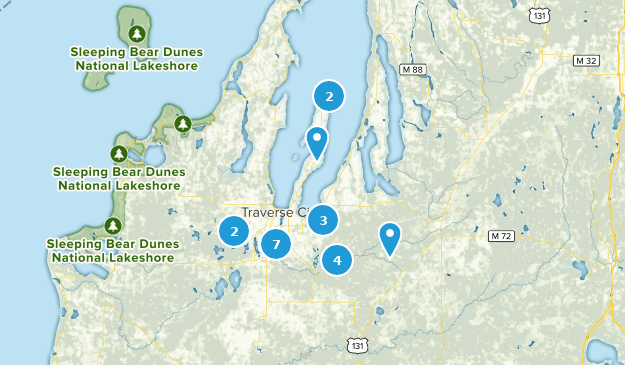Best Trails Near Traverse City Michigan Alltrails
