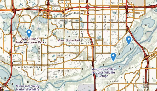 Best Trails Near Bloomington Minnesota  AllTrails