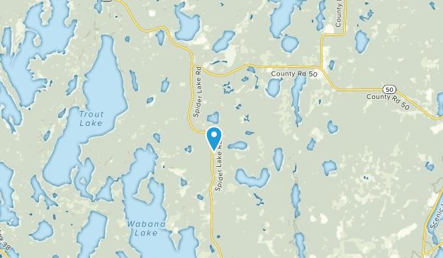 Bovey, Minnesota Map