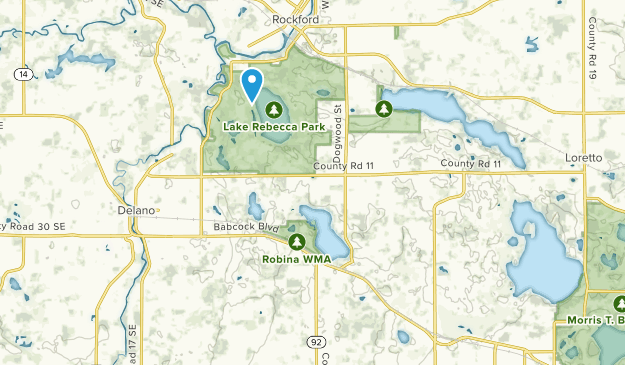 Independence, Minnesota Map