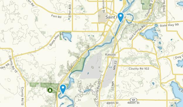 Kasota, Minnesota Map