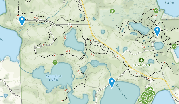 Waconia, Minnesota Map