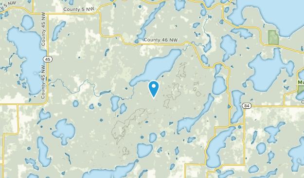 Woodrow, Minnesota Map