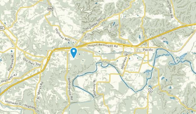 Boles, Missouri Map