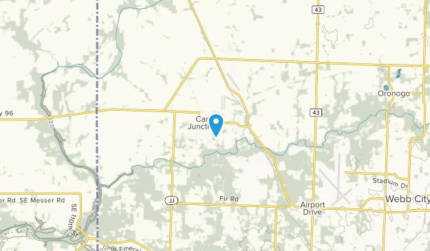 Carl Junction, Missouri Map