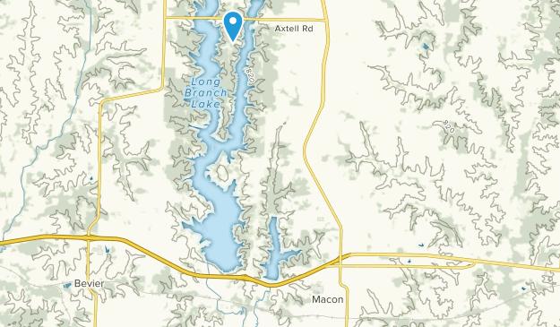 Macon, Missouri Map