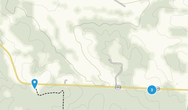 Neosho, Missouri Map