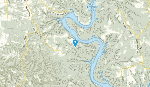 Scott, Missouri Map