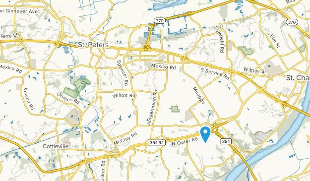 St Peters Missouri Map.Best Trails Near St Peters Missouri Alltrails