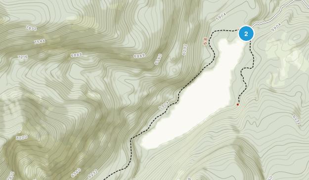 Deer Lodge, Montana Map