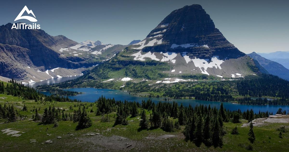 Best Trails Near East Glacier Park Montana Alltrails