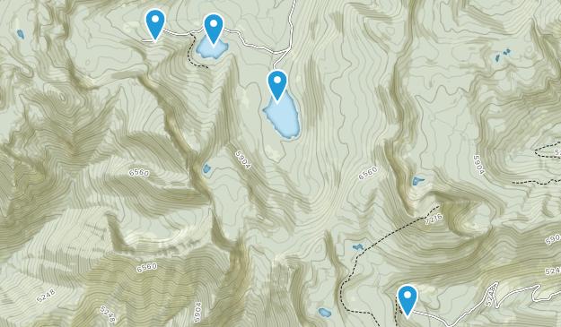 Eureka, Montana Map