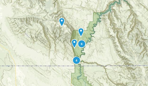 Hillsboro, Montana Map