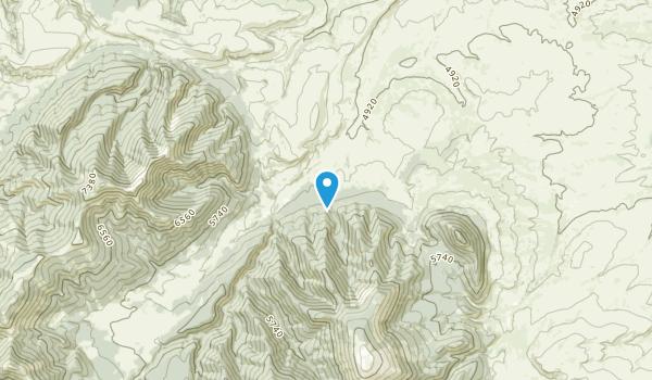 Hughesville, Montana Map