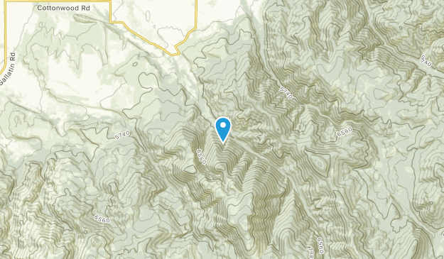 Matthews, Montana Map